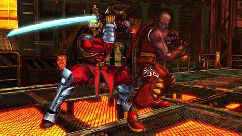 Street Fighter X Tekken Custom And Alternate Costumes