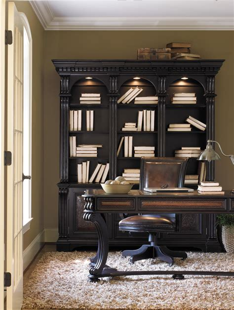 Home Office Bookcases by Furniture Home Office Telluride Bookcase Hutch With