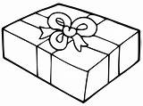 Coloring Box Gift Pages Christmas Boxes Present Printable Birthday Presents Getcolorings Getcoloringpages Getdrawings sketch template