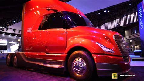 international catalist super truck walkaround