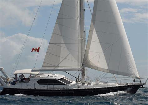 kanter  pilothouse bouganvillea sail boat  sale