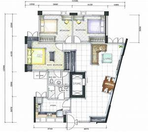 Outstanding Master Bedroom Interior Design Plan And ...