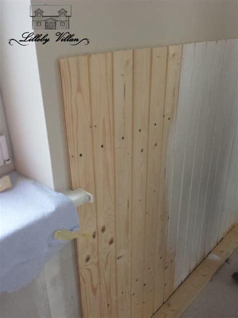 Wand überstreichen by Holzvert 228 Felung Streichen Flur Deko Painting Wood
