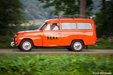 Volvo Duett i Televerkets tjänst | bg photo