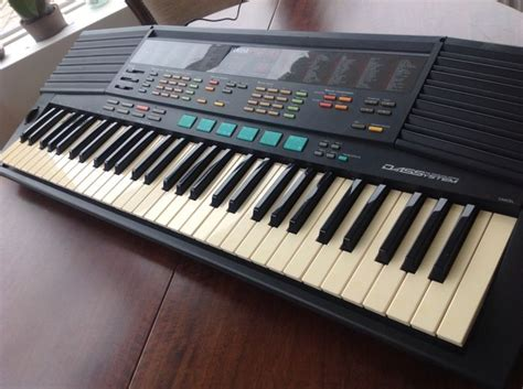 Yamaha Psr-48 Vintage Keyboard (1990) With 61 Keys, Custom