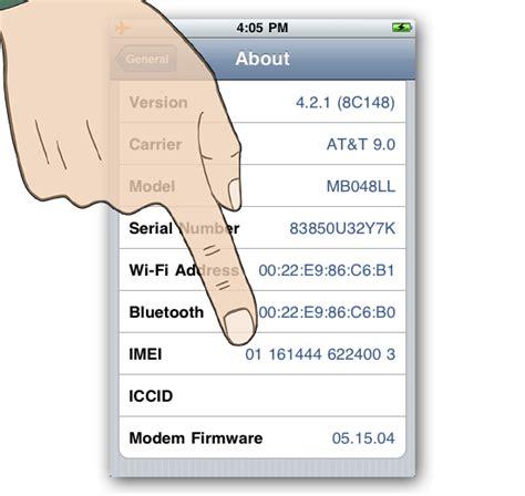 iphone unlock status check iphone unlock status with unlockspector imei check