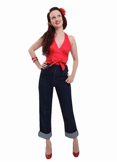 Jeans 50s 1950 1950s Clothing Pants Categories