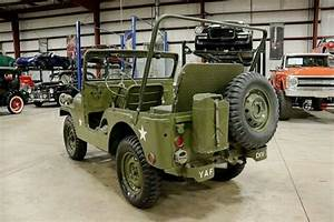 1952 Jeep Cherokee 26299 Miles Forest Green Jeep 4
