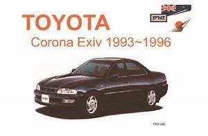 Toyota Corona Exiv 1993