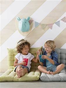 coussin pouf fauteuil canape pour enfant meuble With tapis chambre enfant avec canapé année 60