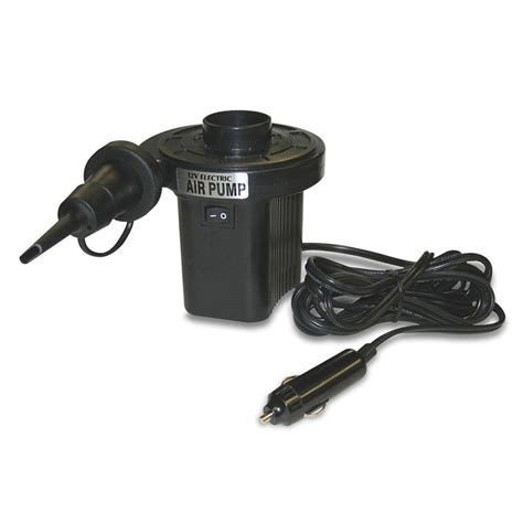 Inflatable Boats Home Depot by Swimline 12 Volt Accessory Outlet Electric Pump For