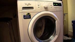 Whirlpool Washing Machine 2014 1