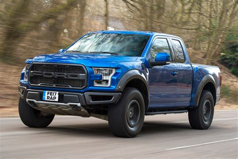 New Ford F 150 Raptor pick up 2018 review   TechMasair