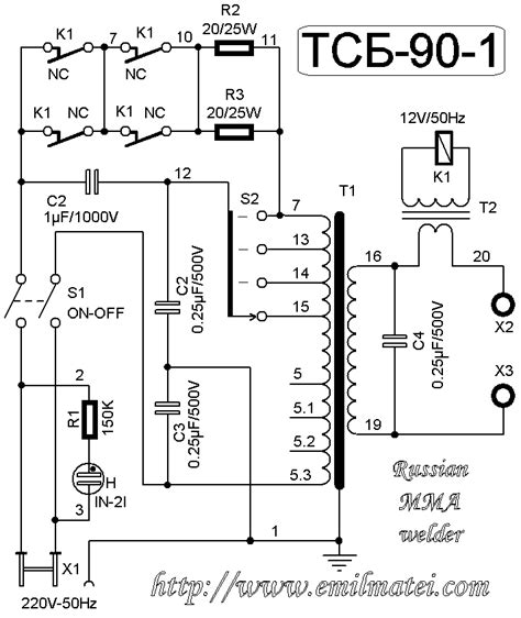 emil matei tsb   schematic diagram  emil matei