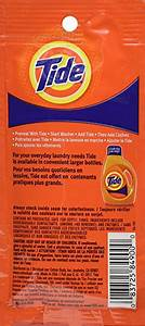 Tide Ingredients Label 91wgx63sssl  Sy679
