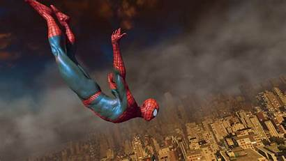 Spider Amazing Web Ps3 Swinging Wii Ps4