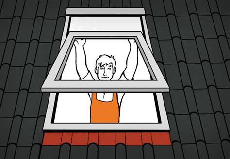 dachfenster selber einbauen dachfenster einbauen obi anleitung