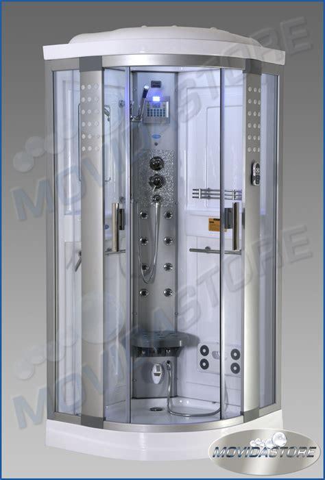 doccia sauna box cabina doccia idromassaggio multifunzione sauna vapore