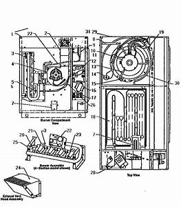 Coleman Evcon Furnace Parts