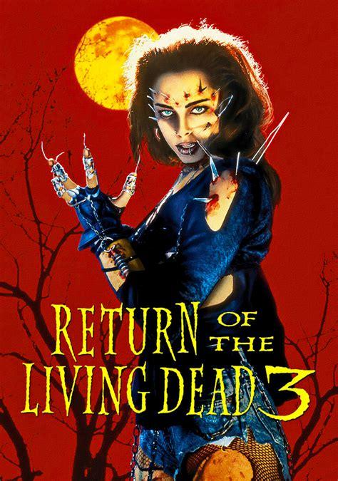 Return of the Living Dead III | Movie fanart | fanart.tv
