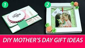 Mothers Day Craft: DIY Mothers Day Gift Ideas (Shadow Box ...