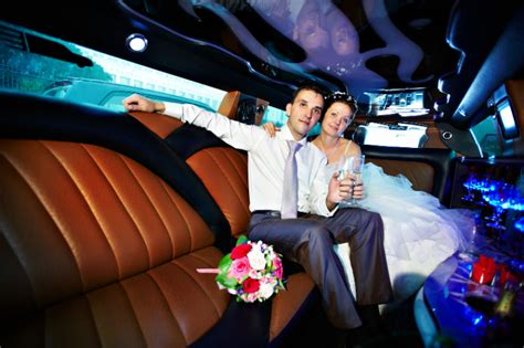 Places To Rent A Limo Near Me by Wedding Buses Cincinnati