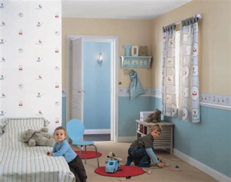 Wandgestaltung Kinderzimmer Baby Junge by Wandgestaltung Babyzimmer Junge
