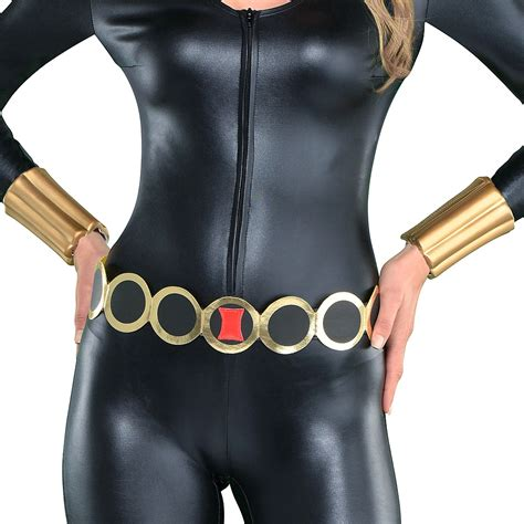 Black Widow Costume For Adults The Avengers Party City