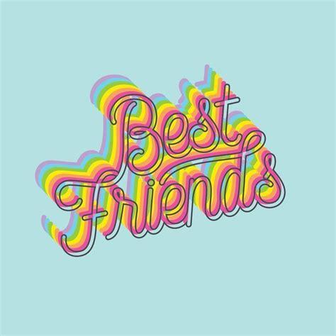 friend word art design  friend wallpaper