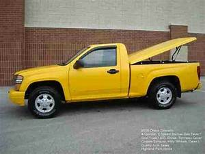 Purchase Used 2006 Chevy Colorado 5 Speed Manual 4 Cylinder Gas Saver Yellow Alloys A  C Cruise