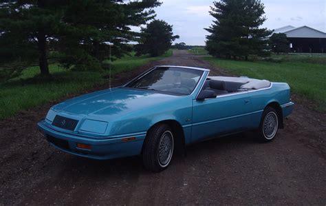 1995 Chrysler Lebaron Gtc Convertible by Chrysler Lebaron