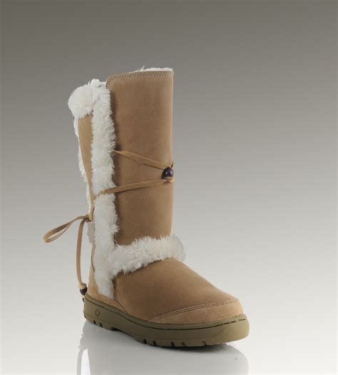 ugg womens nightfall boots chestnut cheap ugg nightfall 5359 sand boots sale ugg boots outlet 125 00