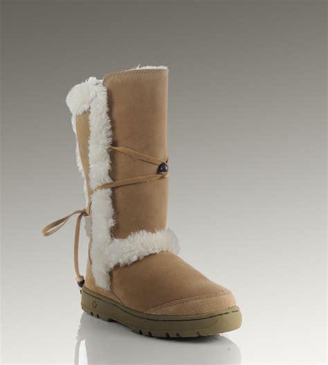 ugg womens nightfall boots chestnut cheap ugg nightfall 5359 sand boots sale ugg boots outlet 125 00