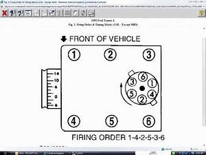 Engine Firing Order Please  Spark Plug Wiring Diagram