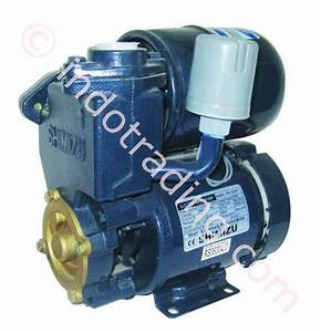 Sell Water Pump Shimizu From Indonesia By Toko Sinar Surya
