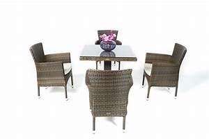 Gartentisch Und Stühle Set : rattan m bel gartentisch balcony und st hle california mix braun ~ Bigdaddyawards.com Haus und Dekorationen