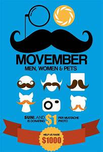 Sunland RV Resorts Collecting Movember Smiles, read more