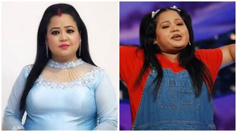 Comedy queen Bharti Singh has come a long way from her ...