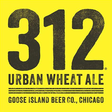 Goose Island 312 Urban Wheat Ale   College City Beverage