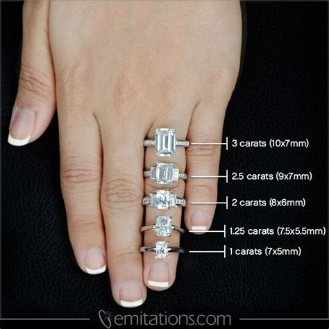 emerald cut engagement rings yahoo image search results