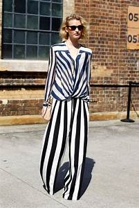 How to wear stripes: horizontal, vertical, colourful?