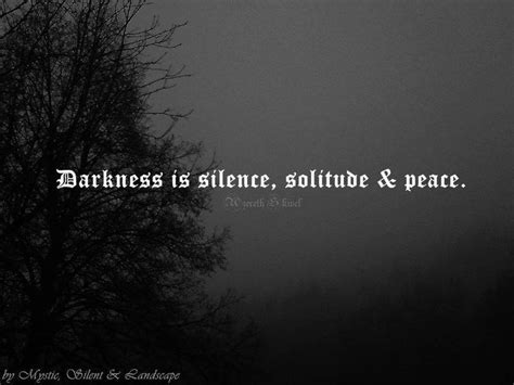 deep dark mysterious quotes