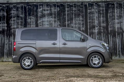 citroen space tourer  van review honest john