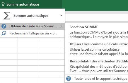 Excel Démarrage rapide Excel