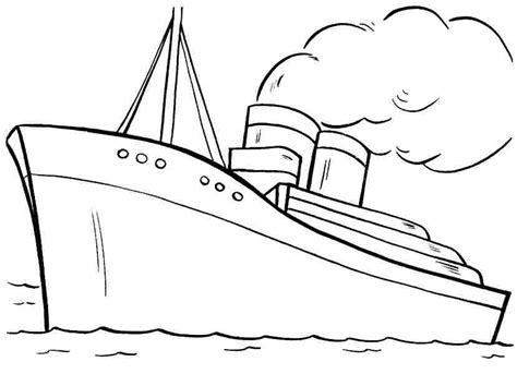 Viking Boat Drawing Easy by Simple Ship Drawing Cliparts Co