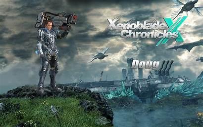 Xenoblade Chronicles Doug Lin Elma Lee Sylph