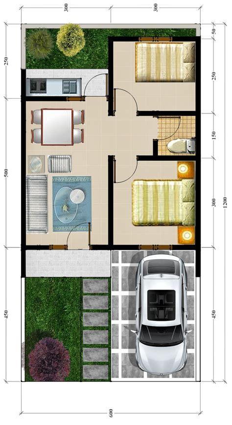 desain perumahan type  milik pak aditya makassar