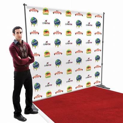 Banner Backdrop Display Trade Custom Printing Events
