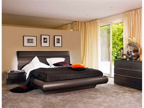 chambre à coucher simple peinture chambre adulte design