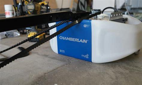 Chamberlain Wifi Garage Door Opener Review